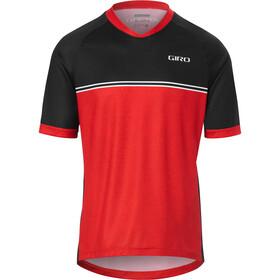 Giro Roust Maillot Hombre, rojo/negro